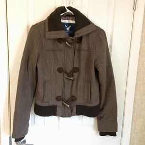 American Eagle Wool Coat - Medium